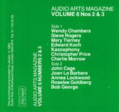 Audio Arts: Volume 6 Nos 2 & 3