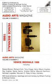 Audio Arts: Volume 9 No 3