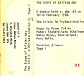 Audio Arts: The State of British Art