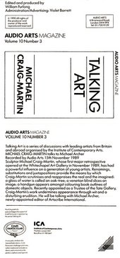 Audio Arts: Volume 10 No 2