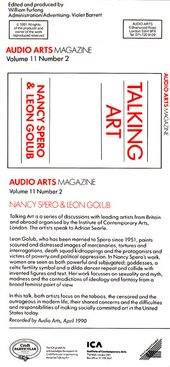 Audio Arts: Volume 11 No 2