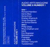 Audio Arts: Volume 6 No 1