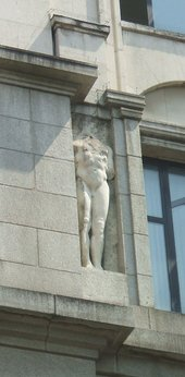 Lost Art:  Jacob Epstein