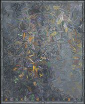 Dancers on a Plane 1980–1 by Jasper Johns