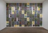 Walls Paper 1972 by Gordon Matta-Clark