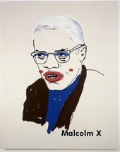 On Glenn Ligon and Black History Month