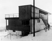 My house, Bauhaus