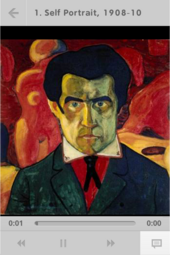 App for Kazimir Malevich: Revolutionary of Russian Art