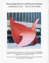 Lost Art:  Alexander Calder