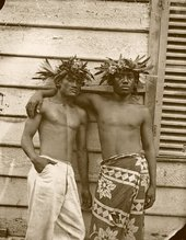 The men-women of the Pacific