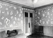 How Matisse's cut-outs grew on the walls of his Paris apartment