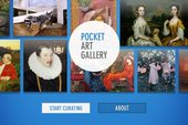 Pocket Art Gallery app