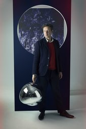 Talking Pop Art with Design Hero Tom Dixon