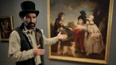 Comedy meets Art: Adam Buxton