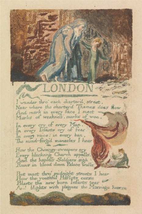William Blake's Songs of Innocence and Experience – Look Closer | Tate
