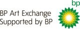 BP Art Exchange logo