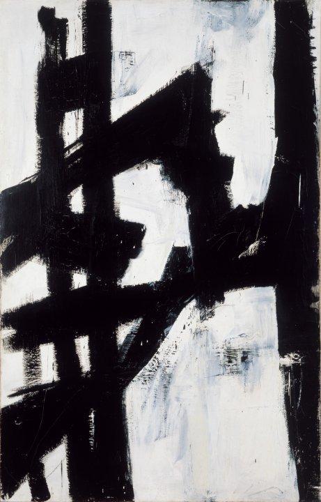 Franz Kline, New York, N.Y. 1953