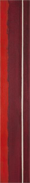 Barnett Newman, Untitled 1, 1950 1950