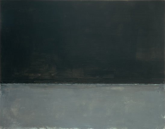 Mark Rothko Untitled 1969