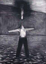 Karl Weschke 'Fire-Eater' 2004