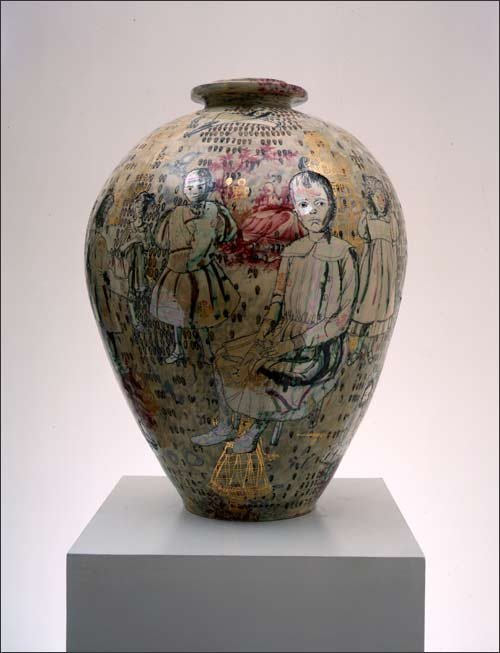 Turner Prize 2003 Artists Grayson Perry Tate