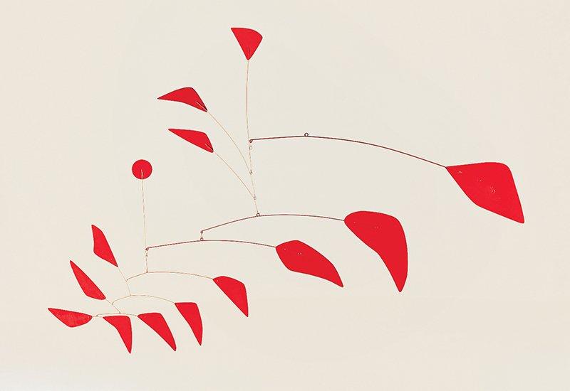 Alexander Calder, Big Red