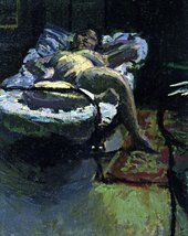 Walter Richard Sickert Nuit d'Été c.1906 Private Collection Ivor Braka Ltd.