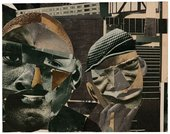 Romare Bearden Pittsburgh Memory 1964 Private Collection © Romare Bearden Foundation/DACS, London/VAGA, New York