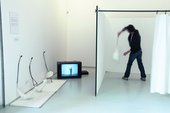 Image of ​​​​​​​Passstücke being used in a white gallery space