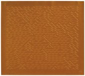 Anni Albers TR III 1969-70 Screen print on paper
