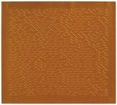 Anni Albers TR III 1969-70 Screen print on paper
