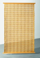 Anni Albers Free-hanging room divider c.1948