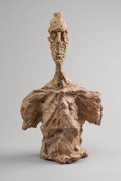 Alberto Giacometti, Bust of Diego, c. 1956
