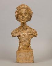 Alberto Giacometti, Bust of Annette VII, 1962