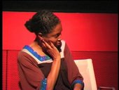 Still image of Lorna Simpson: Talking Art