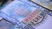 Still image of Mark Titchner 3 minute wonder - Turner Prize 2006