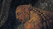Still image of The Ghost of a Flea by William Blake