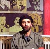 Video still of Rabih Mroué'sOn Three Posters2004