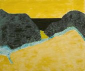 Milton Avery, Yellow Sky 1958