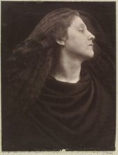 Julia Margaret Cameron Call, I Follow, I Follow, Let Me Die! 1867