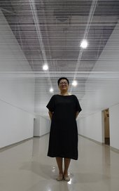Artist Lin Tianmiao