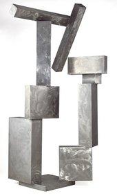 David Smith, Cubi IX 1963
