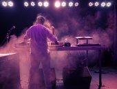 DJ Ritu. Photograph byTabitha Benjamin