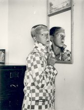 Claude Cahun self portrait c.1928 courtesy Jersey Heritage collections