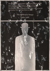 Cover of The Obsessive Image 1960–1968, exhibition catalogue, Institute of Contemporary Arts, London 1968