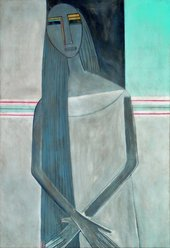 Wifredo Lam Untitled 1939 Private collection (The Rudman Trust) © SDO Wifredo Lam