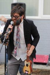 Daniel Oliver, Awkwardance, Steakhouse Live, Hackney Wick. Image by Shaahin Shahablou.