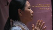 ​Trinh T. Minh-ha Forgetting Vietnam 2015, film still. Courtesy the artist