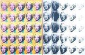 Andy Warhol, Marilyn Diptych 1962