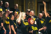 The Choir With No Name Liverpool will be performing as part of the Museum of Homelessness State of the Nation week.